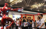 【组图】第14届中国国际动漫游戏博览会在沪开幕