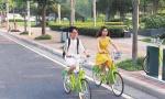 郑州公共自行车叫板共享单车 办卡押金可退