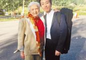 洛阳青年成为美国小提琴大师的首位中国弟子