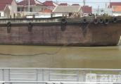 1500吨的大船撞断光纤 路面大量车辆受阻