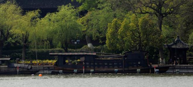去嘉兴南湖千万注意!请在正确时间前往,不然会看不到红船