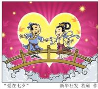 今日七夕!七夕里的传统文化你知道多少?