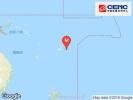 斐济群岛发生5.8级地震 系同天第三次5级以上地震