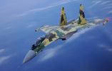 俄媒:俄罗斯今年将完成向中国供应苏35战斗机