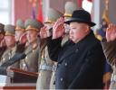 朝鲜国庆70周年纪念日 金正恩赴太阳宫悼念先祖瞻仰遗容