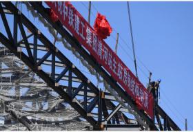 京张高铁开始全面铺轨 建成后北京到张家口仅50分钟