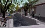 济南古城最古老的明府城泰山行宫及水官庙遗址将进行改造
