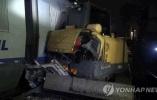 韩国高速列车KTX撞上挖掘机 车上载有140余名乘客