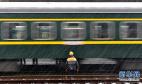 洛阳车站:战雪保畅通