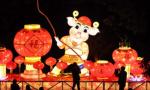 城隍阁登高赏灯 老杭州心心念念的吴山灯会回来了