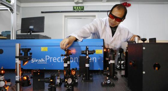 中国在南极中山站完成激光雷达安装