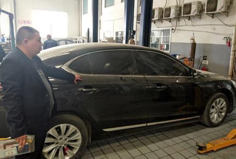 男子购买新车有销售记录 故障频出两年维修20多次