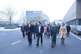 蘭考縣政府與杭蕭鋼構簽約 共建蘭考裝配式建築産業基地