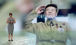 """新华社记者说:""""洋记者""""带你读懂中国共产党的初心使命"""