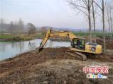"""河南郏县:清河与养鱼产业谋""""双赢"""""""