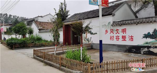 【决胜2020 乡村振兴看河南】闫集镇:党建引领 红色小镇过上红火日子
