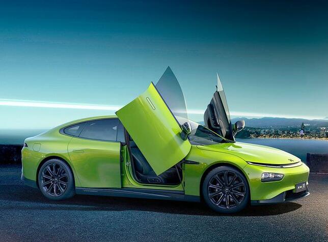 小鹏汽车2020全年交付量27,041台 同比增长112%