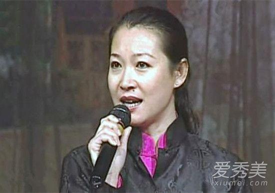 赵本山现任老婆马丽娟照片个人资料