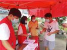 太康朱口:46名大学生变身疫情防控志愿者