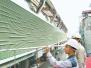 """一带一路·互利互惠:""""中国制造""""城铁样板站亮相越南"""