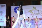 青岛高校举办模特大赛美女、帅哥上演夏日狂欢