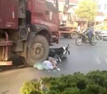 慘烈!揚中發生車禍致一死一傷 母子瞬間陰陽相隔