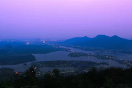 6月16日起 又能在晚上畅游湘湖了!