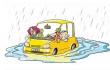 大雨来袭,你该知道的雨天行车注意事项!千万小心