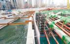南運河管廊盾構成功始發 2018年9月完成主體施工