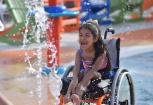 残疾人水上乐园
