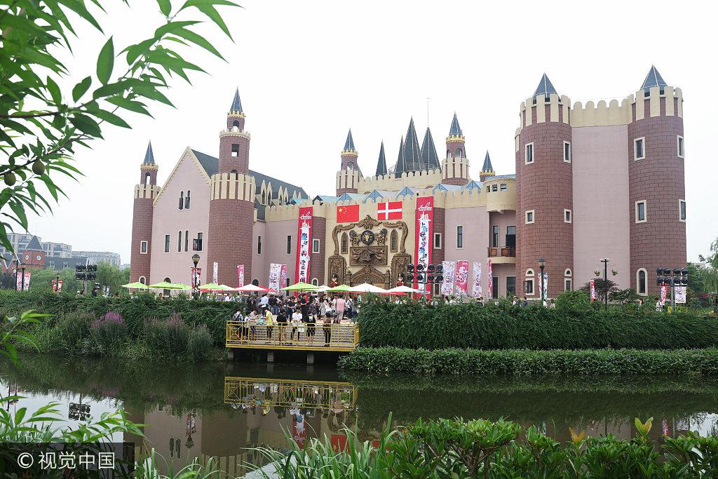 游玩新去处!上海安徒生童话乐园开园
