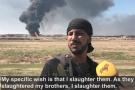伊拉克男子杀130名IS分子斩50人头 称为兄报仇
