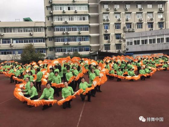 浙江省广场舞公益行启动仪式在杭州顺利开幕!
