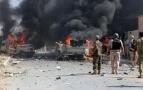 伊拉克军方空袭炸死数十名