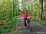 """唐山61岁""""女骑侠"""" 90天和三位同伴骑行欧洲26国"""