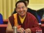班禪額爾德尼·確吉傑布在青海調研並舉行佛事活動
