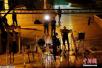 巴勒斯坦朝圣者与以色列警方冲突致百余人受伤