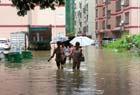 广西罗城遭遇暴雨