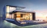 迪拜漂浮別墅悄然走紅