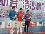 14歲湖州游泳小將全運會摘金,她的目標是2020年東京奧運