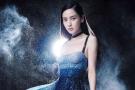 Angelababy诠释无垠星空魅力
