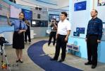 首届数字中国建设峰会开馆:智慧检务成果亮相