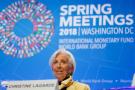 美媒:IMF悲观看待全球经济 最大风险来自美国