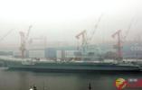 就在今日!中国首艘国产航母或海试 多艘拖船已集结就位