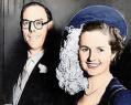 全球政要时髦结婚照