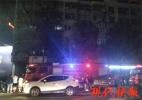 常州一小饭馆凌晨发生火灾 ,一对母子浑身漆黑被抬了出来