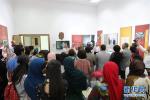 首个海外老舍展厅在埃及苏伊士运河大学成立