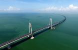 美媒:港珠澳大桥堪称非凡壮举 展现中国雄心