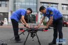 无人机助力提升城管水平