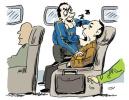 """""""飞天大盗""""一年偷两百个航班 坐飞机如何防窃?"""